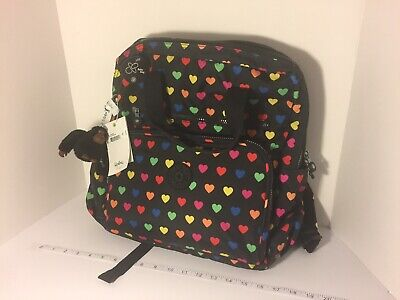 Kipling Wild Hearts Baby Bag BP3898