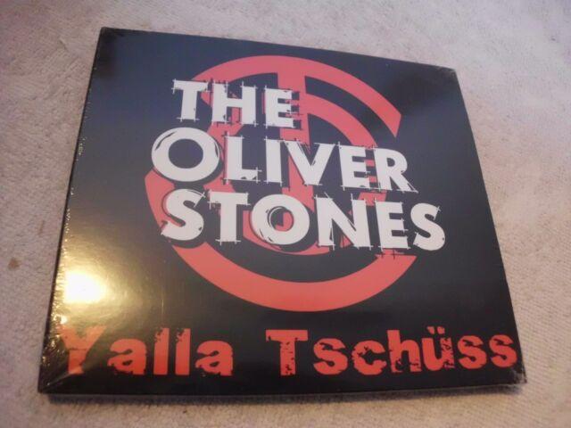 Yalla Tschüss -The Oliver Stones  - CD OVP