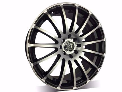 "1X 17"" Wheel for Civic,Corolla,WRX,Impreza and Most 5 Stud Cars!!"
