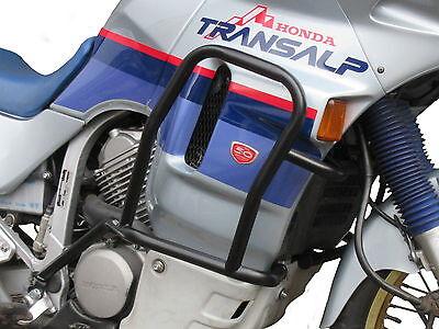 Crash Bars Pare carters Heed HONDA XL 600 TRANSALP (97-01) protection moteur