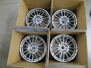 SPOON SPORTS CR93 SILVER 17x9.5 +38 5x114 AP1 AP2 RSX DC5 ZF1 CRZ FD2 JDM