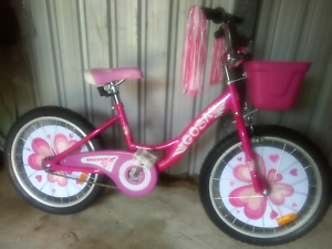 "***Brand new***  ""Sharon Gosa"" girls bike. Montefiores Wellington Area Preview"