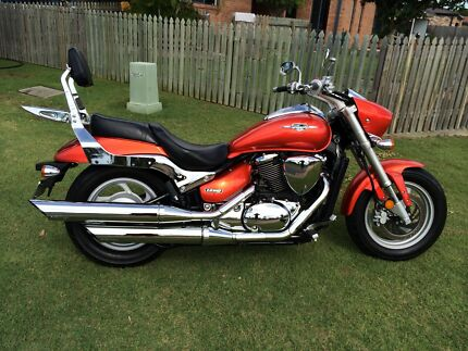 2010 Suzuki Boulevard M50 Griffin Pine Rivers Area Preview