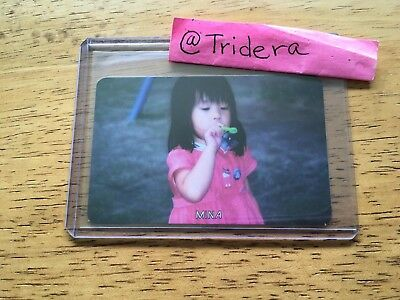 Twice The Story Begins 1st Mini Album Mina Baby 2 Photo Card KPOP Official ONCE