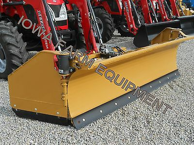 Horst 3200 Euro/Global Q/A Snow Wing,Pusher,10'Closed-15'Open: STEEL TRIP EDGE!