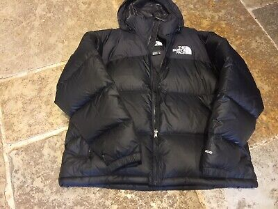 BNWT The North Face Nuptse 1996 Retro Puffer Down Jacket Black, 700  - XL