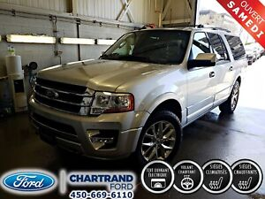 Ford Expedition Max 4 RM, 4 portes, Limited