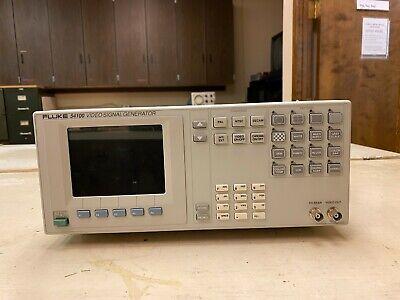 Fluke 54100 Video Signal Generator