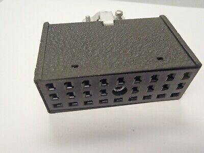 Cinch Jones Socket Female S-327-cct 27 Pin Connector Fs