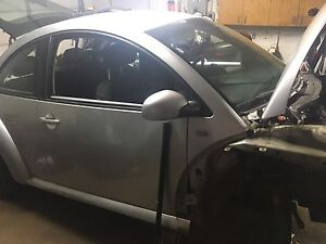 2002 Beetle TDI Part Out