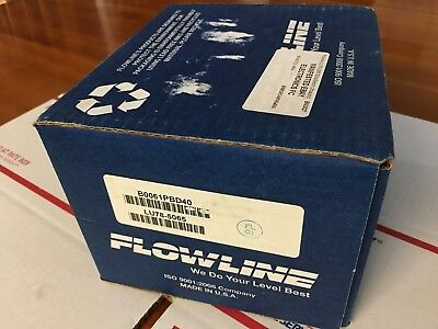 Flowline Lu78-5065 Ultrasonic Level Sensor 26.2 4-20 Ma New Warranty