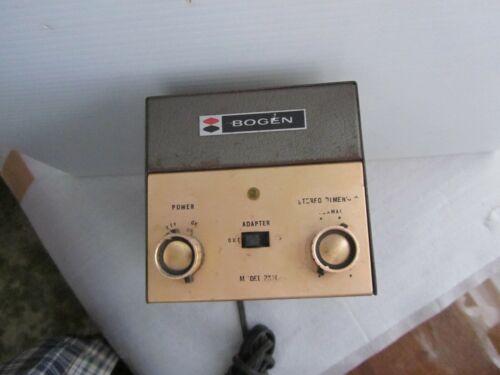 Vintage Bogen PX60 MPX Unit Stereo Decoder Tube Multiplex Series A91 Complete