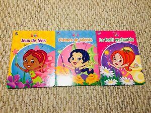 Livres de princesses et fée