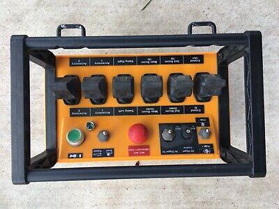 Hetronic Cs 458txn Crane Controller Transmitter Gl