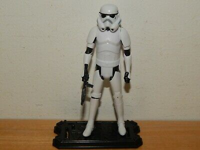 "STAR WARS REBELS STORMTROOPER 3.75"" ACTION FIGURE #Q1"