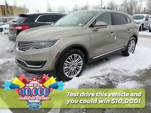 2018 Lincoln MKX Reserve 3.7l v6 TIVCT with luxury package