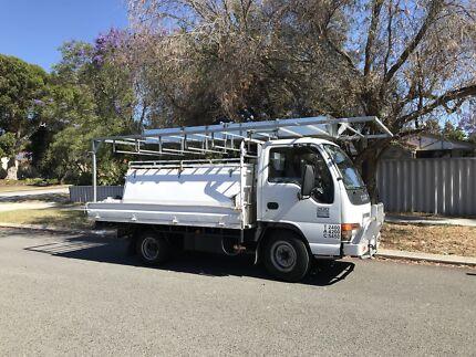 Isuzu NKR light truck