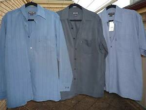 3 x Backbay Mens Shirts - Size L - Excellent Condition Newton Campbelltown Area Preview