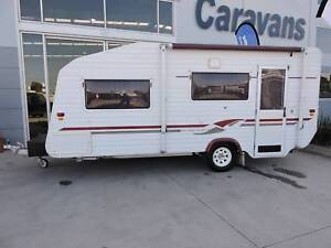 2005 Spaceland Eventyrer 17'6 (Single Beds) - #4424U Craigieburn Hume Area Preview