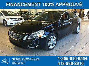 Volvo S60 T6 ,awd,bliss , Angle Mort 2011