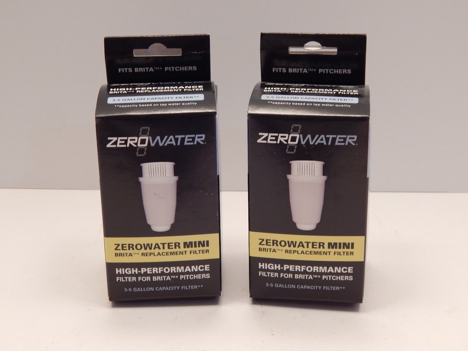 ZeroWater Mini 5-stage Advanced Replacement Filter Fits Brita ...