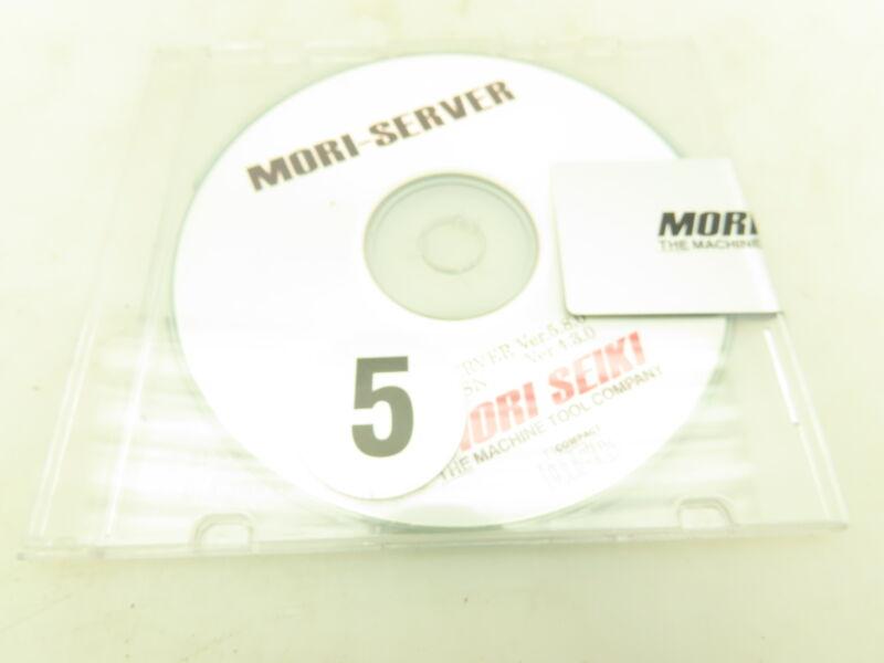 Mori Seiki I97056-C10 Mori-Server CNC Software CD-ROM Download NM501