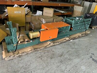 Roach 700sb Powered Belt Conveyor 12 Belt. New