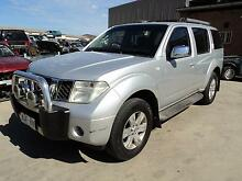 NISSAN PATHFINDER R51 Ti V6 Petrol WRECKING ALL PARTS Wingfield Port Adelaide Area Preview