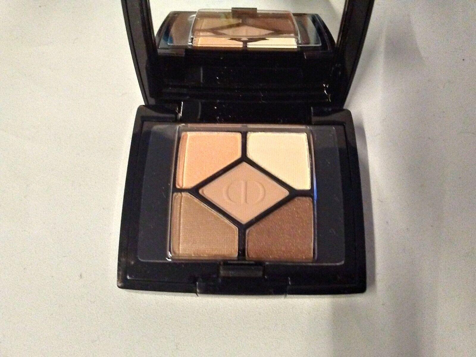 Christian Dior 5 Couleurs Eyeshadow Palette Mini #647 Undres