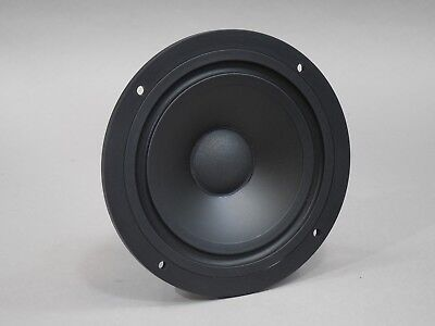 8 OHM 5 Inch Speaker Polly Cone Woofer PAIR 5 Inch Cone Woofer