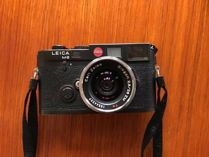 Leica M6 & Zeiss Biogon 28mm 2.8 ZM