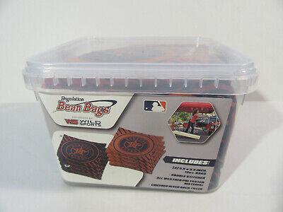 NEW Houston Astros Cornhole Bean Bag Toss Case of 8 Bags Wild Sports MLB Mlb Bean Bag Toss