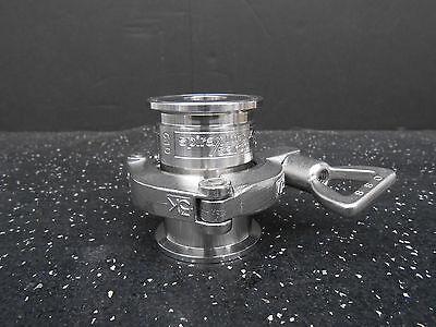 Spirax Sarco Bt6 Balanced Pressure Steam Trap With 1 Tri Clamp Fittings