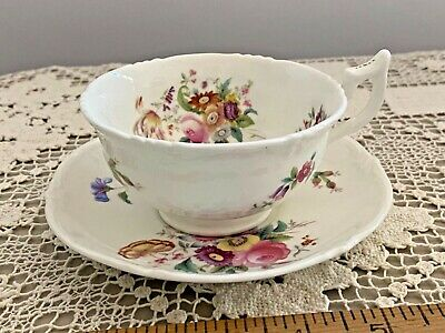 Lenox Majesty Cup /& Saucer NEW OLD STOCK Pewter Perfect Usa