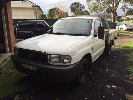 1999 Mazda bravo b 2600  Cabramatta West Fairfield Area Preview
