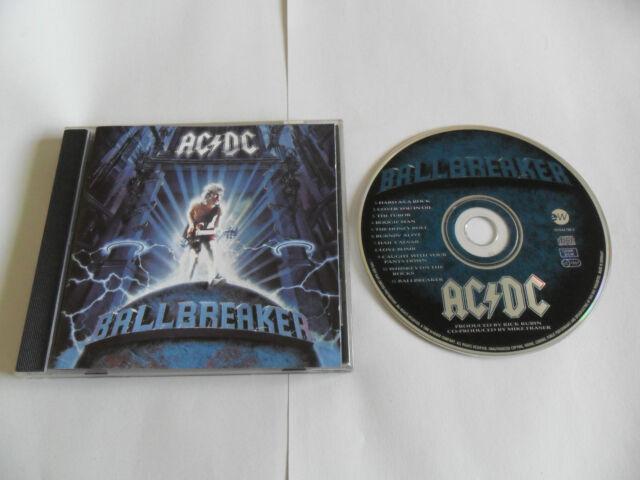 AC/DC - Ballbreaker (CD 1995)