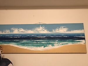 Argentine artist _ canvas Kingsford Eastern Suburbs Preview