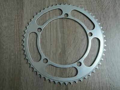 Silver 144bcd 54t Vintage Sugino Mighty Competition Chainring