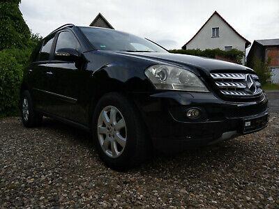 Mercedes-Benz ML 320 CDI  165kW (224PS)