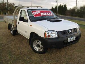 2013 Nissan Navara Turbo Diesel Ute 12 MONTHS WARRANTY Thomastown Whittlesea Area Preview