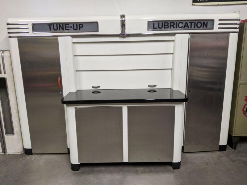 Alemite Service Merchandiser Workstation Doors