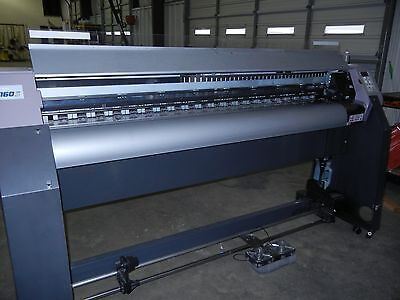 Mimaki JV3-160S Wide Format Solvent Printer