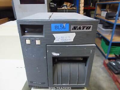 "SATO CL408E WiFi LAN Thermo Label Drucker Printer 203dpi 4.1"" 104mm 152,900M"