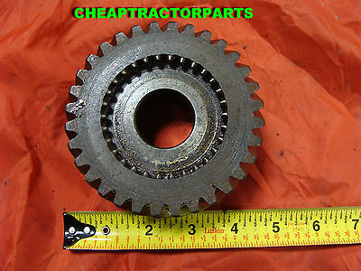 Naa Jubilee 600 601 800 801 861 901 4000 Ford Tractor Sherman Transmission Gear