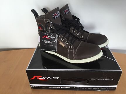 R-Jays Ace Boots - Brown - Size 43