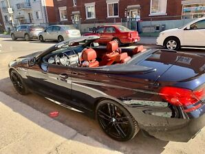 2012 BMW 650i X-Drive M-Package Covertible *RED INTERIOR*