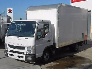 2012 Mitsubishi Canter 515 ** Pantech + Lifter ** Car Licence Old Guildford Fairfield Area Preview