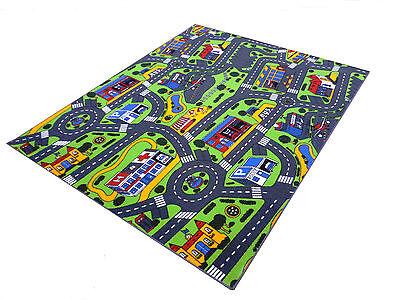 Teppich Havelt Spiel Spass 175 x 133 cm Straßenteppich