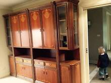 Large wall cabinet/sideboard/cabinet/buffet good condition Liberty Grove Canada Bay Area Preview