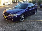 Ford falcon BA xr6 wrecking all parts Chipping Norton Liverpool Area Preview